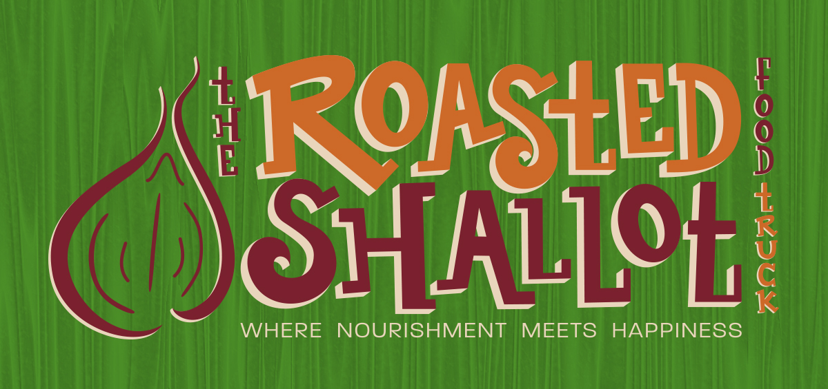 NEW PROJECT: The Roasted Shallot Food Truck Branding