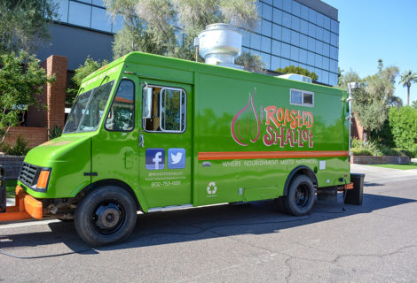 PROJECT UPDATE: The Roasted Shallot Food Truck