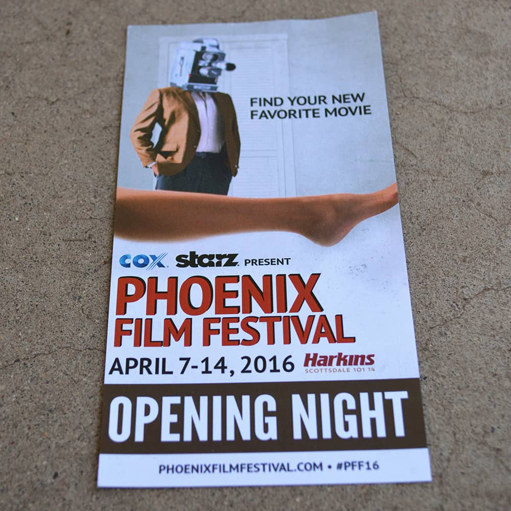 phoenix film festival opening night pass