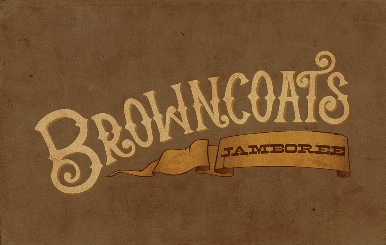 phoenix comicon browncoats jamboree logo