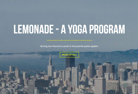 Lemonade Yoga Website